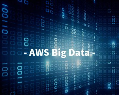 Get started on AWS Big Data