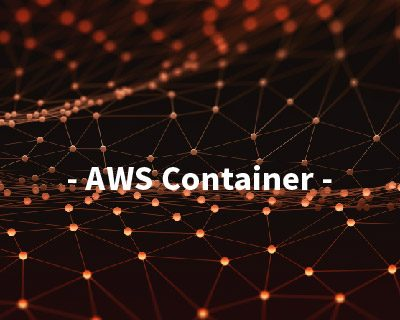 Operating with Amazon EKS to handling containerized applications