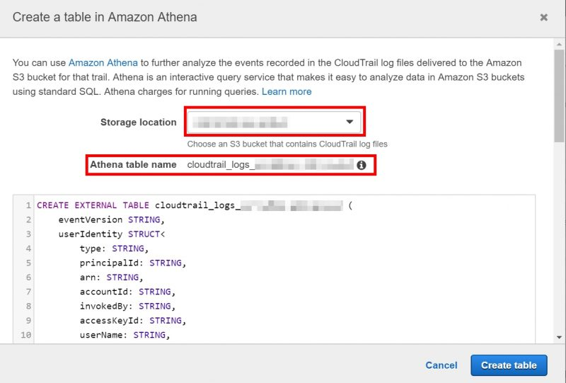 Querying CloudTrail Logs with AWS Athena – eCloudture